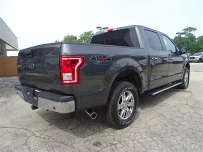 2017 F-150 SuperCrew Cab 4x4, Pickup #FP8470 - photo 2