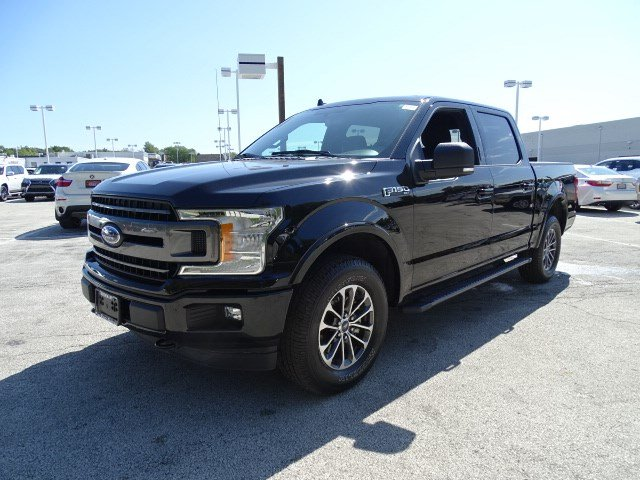 2018 F-150 SuperCrew Cab 4x4,  Pickup #FP8472 - photo 5