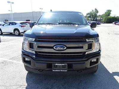 2018 F-150 SuperCrew Cab 4x4,  Pickup #FP8472 - photo 29