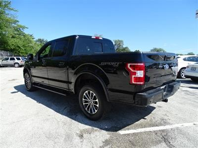 2018 F-150 SuperCrew Cab 4x4,  Pickup #FP8472 - photo 4