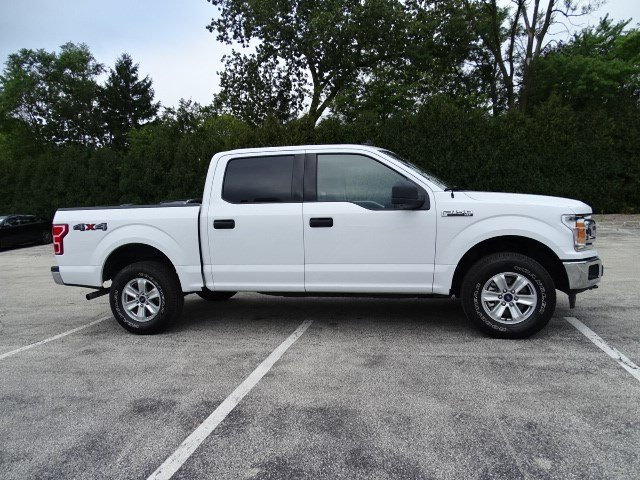 2019 F-150 SuperCrew Cab 4x4, Pickup #FP8500 - photo 4