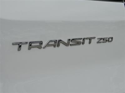 2019 Transit 250 Low Roof 4x2,  Empty Cargo Van #FP8504 - photo 26