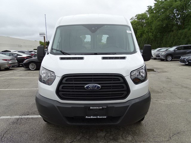 2018 Transit 250 Med Roof 4x2,  Empty Cargo Van #FP8512 - photo 29