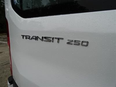 2018 Transit 250 Med Roof 4x2,  Empty Cargo Van #FP8512 - photo 25