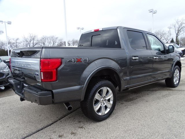 2019 F-150 SuperCrew Cab 4x4, Pickup #FP8596 - photo 1