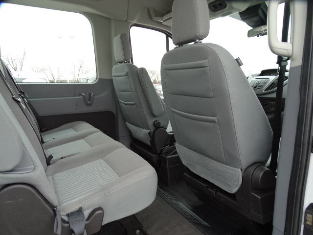2019 Transit 350 Med Roof 4x2, Passenger Wagon #FP8607 - photo 19