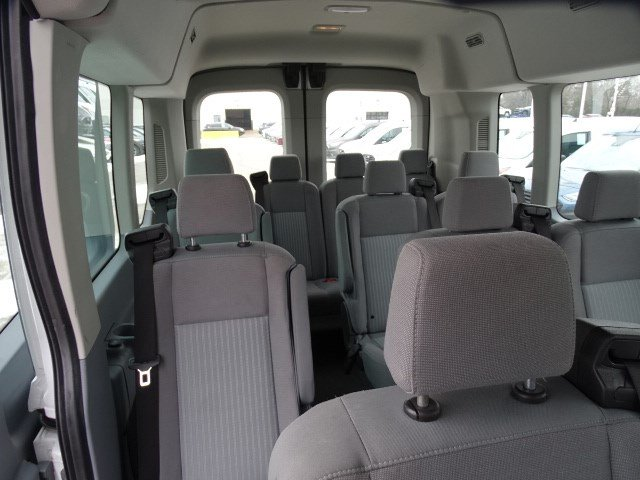 2019 Transit 350 Med Roof 4x2, Passenger Wagon #FP8607 - photo 22