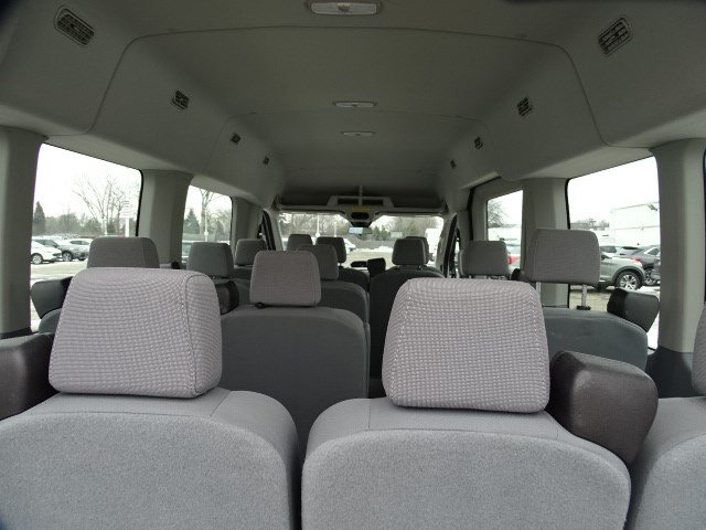 2019 Transit 350 Med Roof 4x2, Passenger Wagon #FP8607 - photo 23