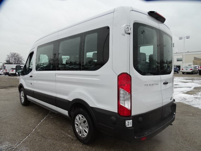 2019 Transit 350 Med Roof 4x2, Passenger Wagon #FP8607 - photo 4