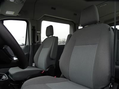 2019 Transit 350 Med Roof 4x2, Passenger Wagon #FP8607 - photo 18