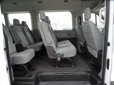 2019 Transit 350 Med Roof 4x2, Passenger Wagon #FP8607 - photo 20