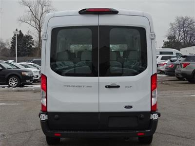2019 Transit 350 Med Roof 4x2, Passenger Wagon #FP8607 - photo 25