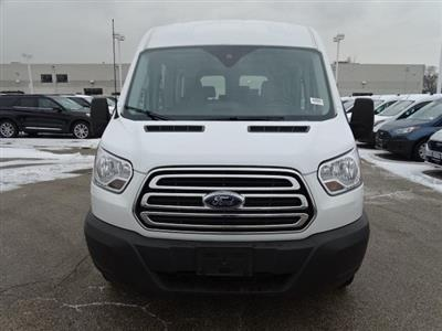 2019 Transit 350 Med Roof 4x2, Passenger Wagon #FP8607 - photo 30