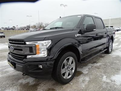 2018 F-150 SuperCrew Cab 4x4, Pickup #FP8619 - photo 5