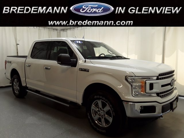 2018 Ford F-150 SuperCrew Cab 4x4, Pickup #FP8713 - photo 1