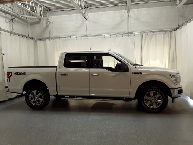 2018 Ford F-150 SuperCrew Cab 4x4, Pickup #FP8713 - photo 3