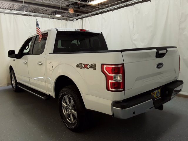2018 Ford F-150 SuperCrew Cab 4x4, Pickup #FP8713 - photo 4