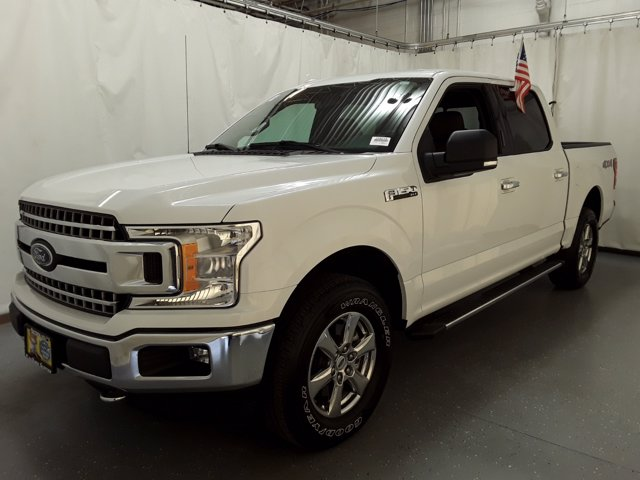 2018 Ford F-150 SuperCrew Cab 4x4, Pickup #FP8713 - photo 5