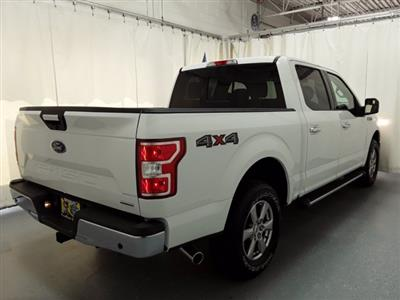 2018 Ford F-150 SuperCrew Cab 4x4, Pickup #FP8713 - photo 2