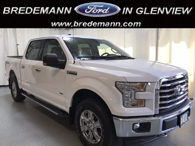 2017 Ford F-150 SuperCrew Cab 4x4, Pickup #FP8736 - photo 1