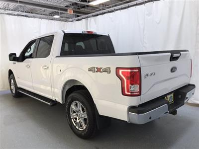 2017 Ford F-150 SuperCrew Cab 4x4, Pickup #FP8736 - photo 4