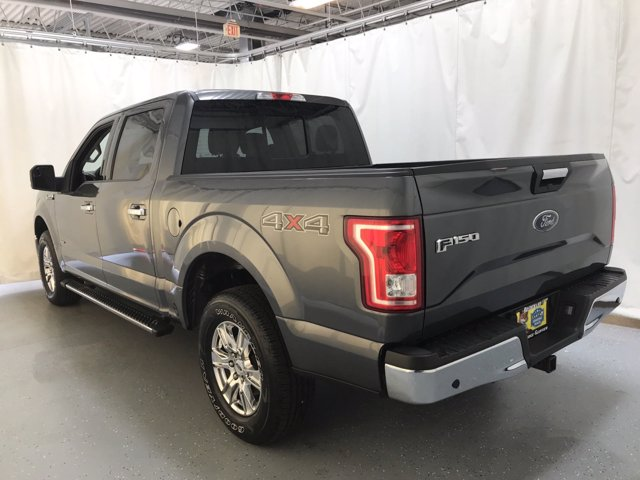 2017 Ford F-150 SuperCrew Cab 4x4, Pickup #FP8750 - photo 4