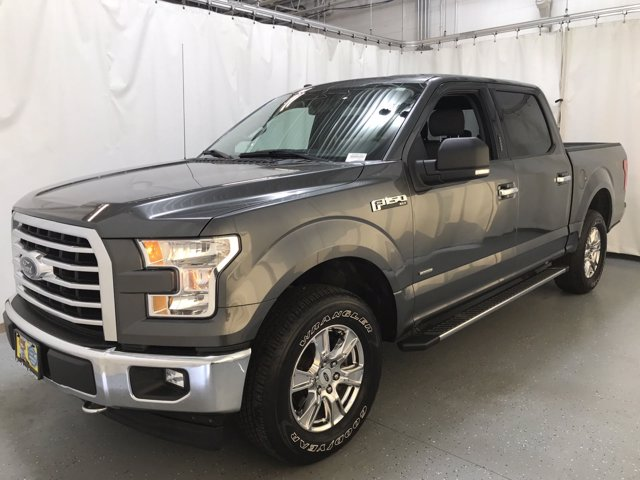 2017 Ford F-150 SuperCrew Cab 4x4, Pickup #FP8750 - photo 5