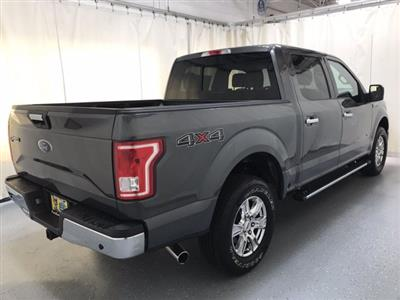 2017 Ford F-150 SuperCrew Cab 4x4, Pickup #FP8750 - photo 2