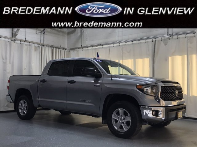 2018 Toyota Tundra Crew Cab 4x4, Pickup #FP8815 - photo 1