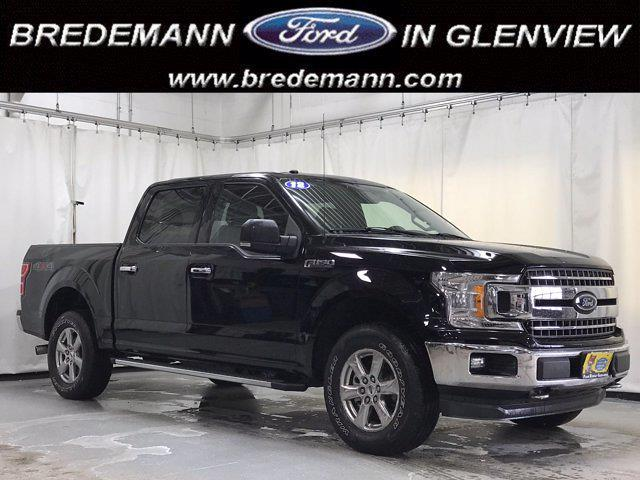 2018 Ford F-150 SuperCrew Cab 4x4, Pickup #FP8849 - photo 1