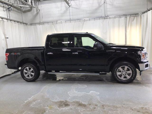 2018 Ford F-150 SuperCrew Cab 4x4, Pickup #FP8849 - photo 3