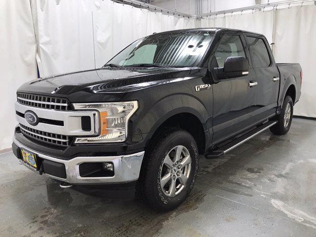 2018 Ford F-150 SuperCrew Cab 4x4, Pickup #FP8849 - photo 4