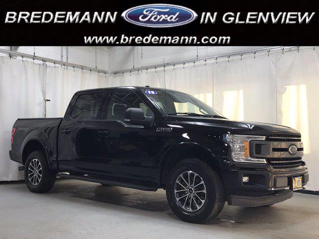 2018 Ford F-150 SuperCrew Cab 4x4, Pickup #FP8860 - photo 1