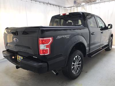 2018 Ford F-150 SuperCrew Cab 4x4, Pickup #FP8860 - photo 2