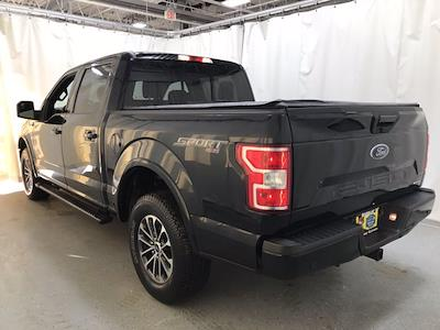 2018 Ford F-150 SuperCrew Cab 4x4, Pickup #FP8860 - photo 5