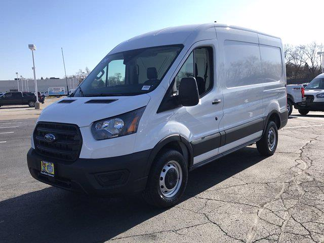 2020 Ford Transit 250 Med Roof 4x2, Empty Cargo Van #FP8863 - photo 6