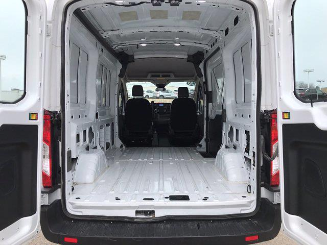 2020 Ford Transit 250 Med Roof 4x2, Empty Cargo Van #FP8864 - photo 1