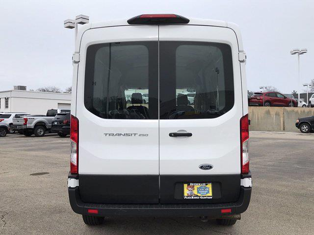 2020 Ford Transit 250 Med Roof 4x2, Empty Cargo Van #FP8864 - photo 22