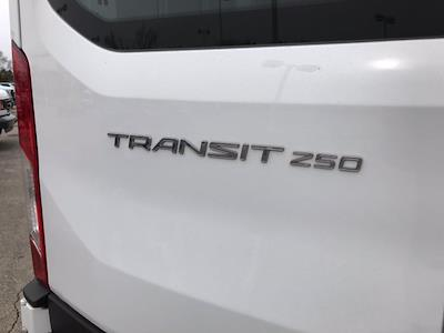 2020 Ford Transit 250 Med Roof 4x2, Empty Cargo Van #FP8864 - photo 21