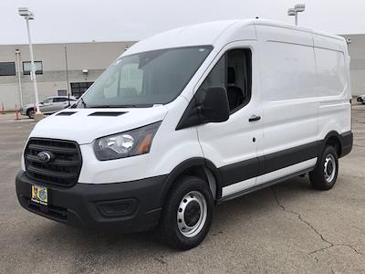 2020 Ford Transit 250 Med Roof 4x2, Empty Cargo Van #FP8864 - photo 6