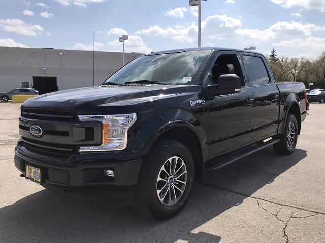 2018 Ford F-150 SuperCrew Cab 4x4, Pickup #FP8893 - photo 5