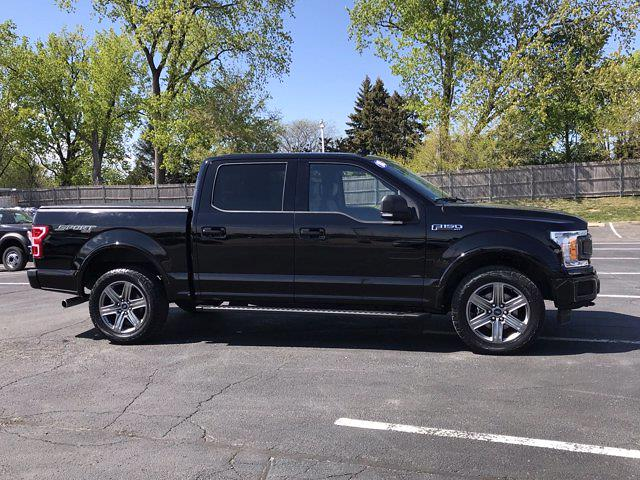 2018 Ford F-150 SuperCrew Cab 4x4, Pickup #FP8905 - photo 1