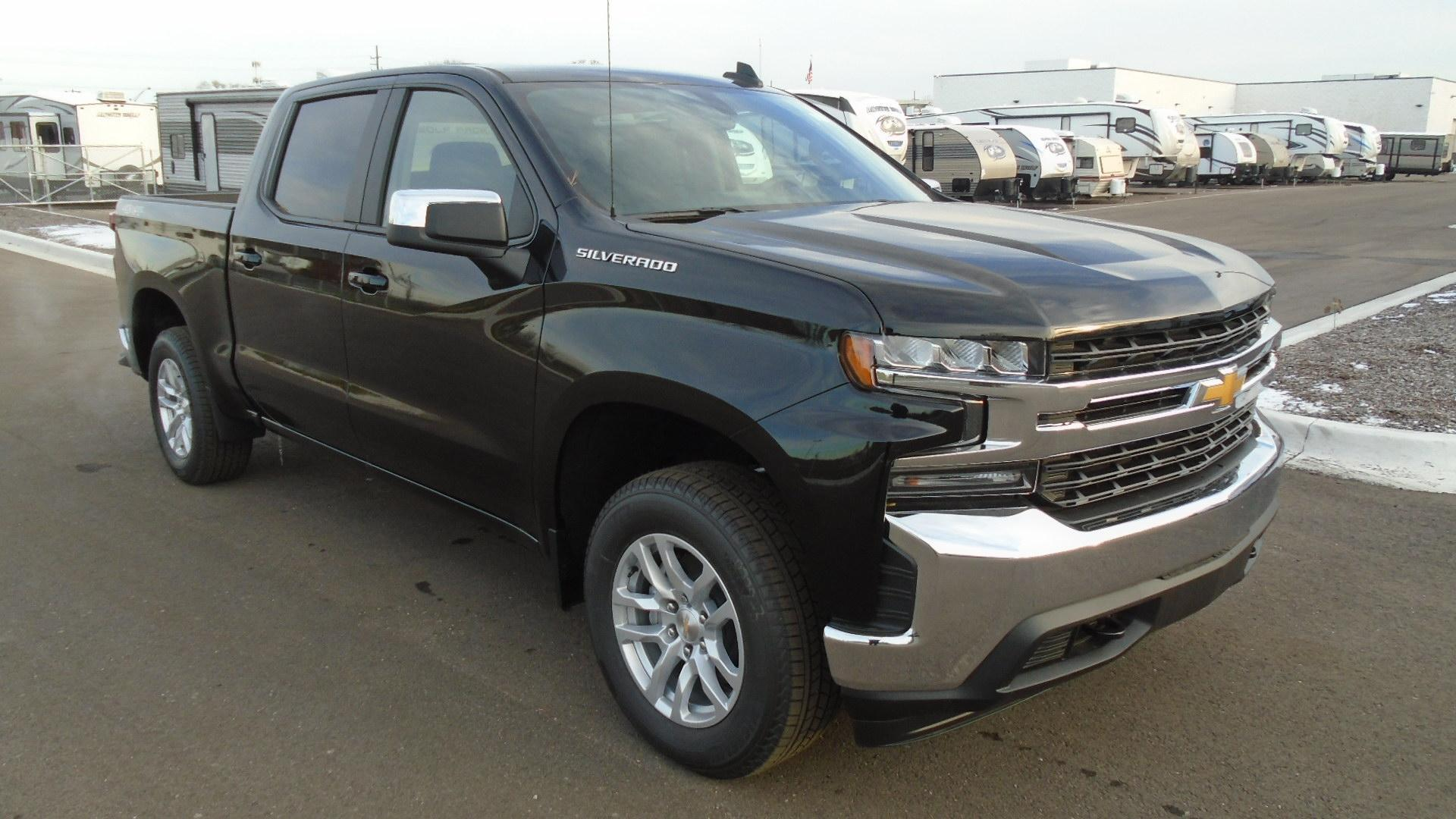 2019 Silverado 1500 Crew Cab 4x4,  Pickup #82054 - photo 1