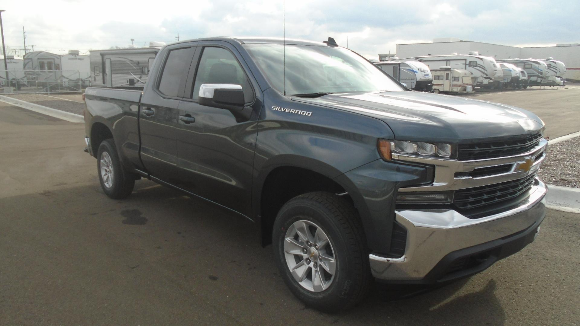2019 Silverado 1500 Double Cab 4x4, Pickup #82289 - photo 1
