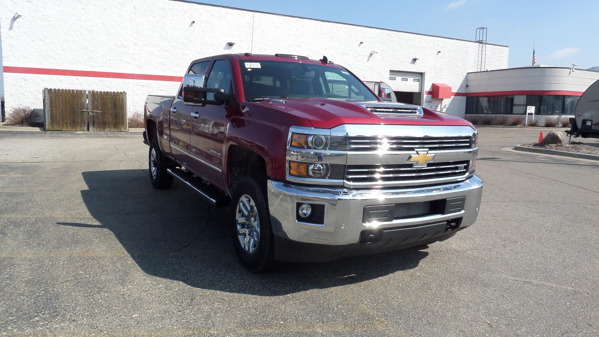 2019 Silverado 2500 Crew Cab 4x4,  Pickup #82418 - photo 1