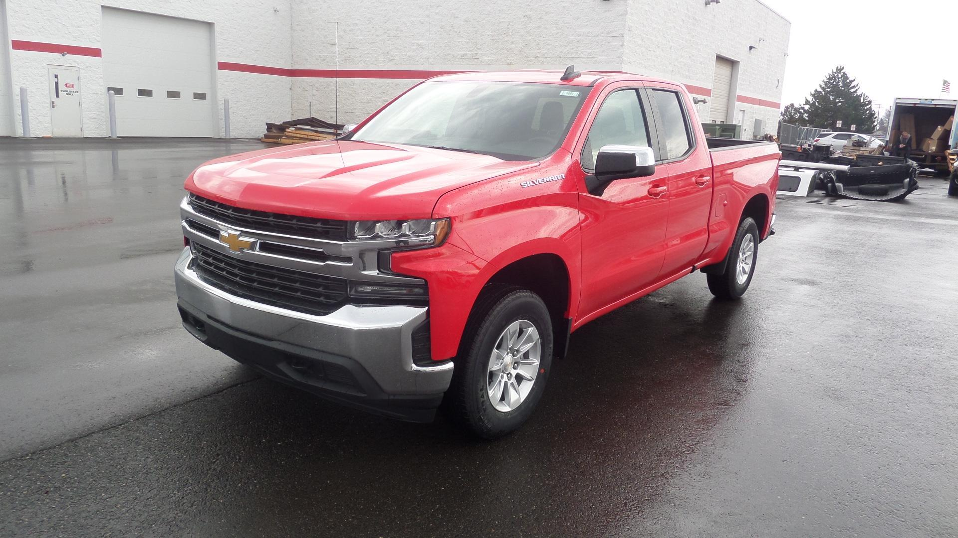 2019 Silverado 1500 Double Cab 4x4,  Pickup #82681 - photo 1