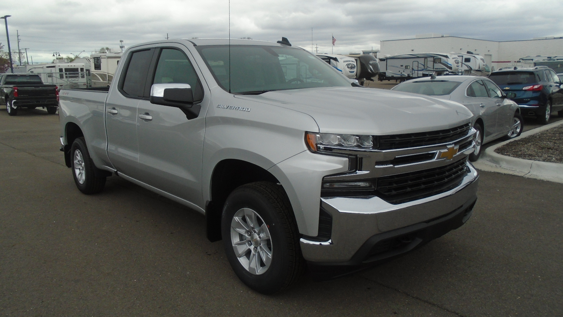 2019 Silverado 1500 Double Cab 4x4,  Pickup #82971 - photo 1