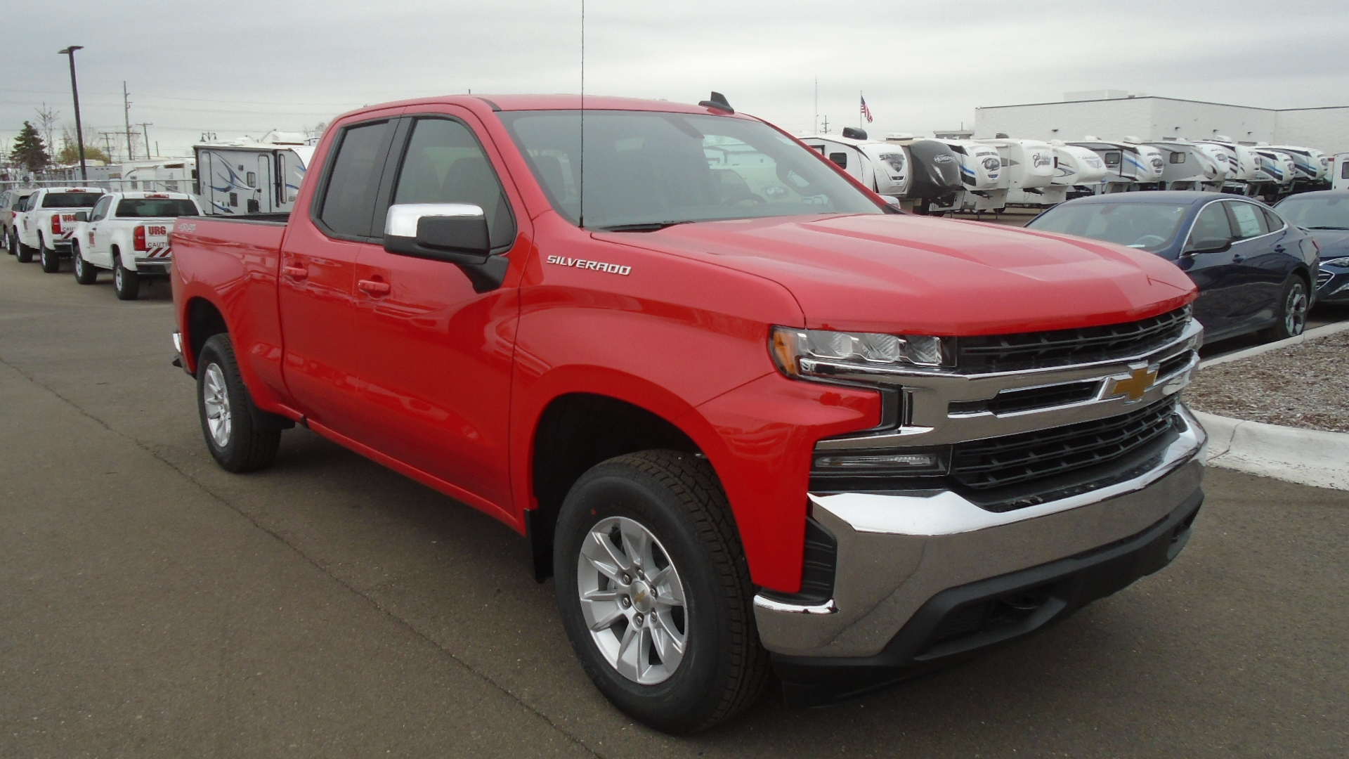 2019 Silverado 1500 Double Cab 4x4,  Pickup #82974 - photo 1