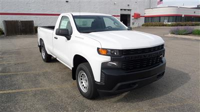 2019 Silverado 1500 Regular Cab 4x4, Pickup #83539 - photo 1
