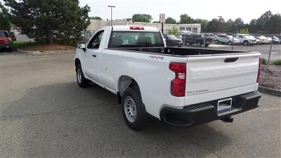 2019 Silverado 1500 Regular Cab 4x4, Pickup #83539 - photo 2
